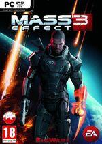 Mass Effect 3 - okładka
