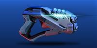 ME3 Arc Heavy Pistol