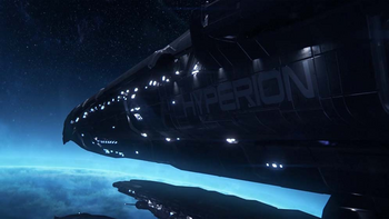 Hyperion (initiative briefing sideview)