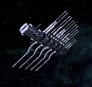 ME2 Purgatory Ship