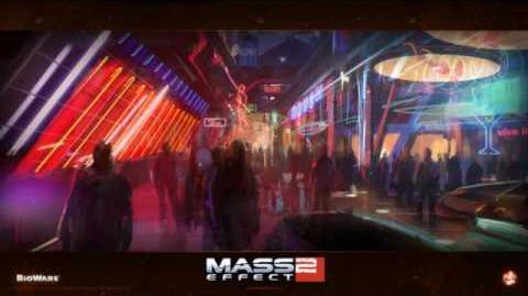 Mass Effect 2 Omega Lower Afterlife music