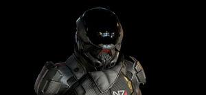 Pathfinder armor 005