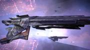 Croiseur de l'alliance
