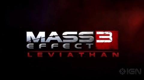 Mass Effect 3 Левіафан трейлер