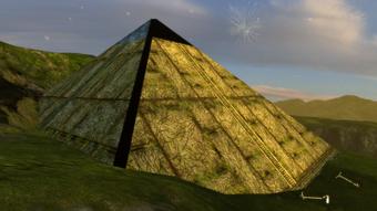 Chasca - Prothean pyramid