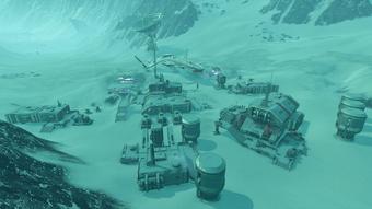Taerve Uni outpost