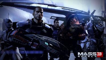 ME3 DLC Цитадель 1