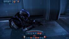Mass Effect 3 Невидимое оружие