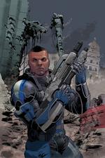 Homeworlds Issue One cover alternate