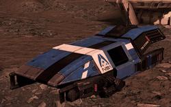 ME3 Kodiak Alliance
