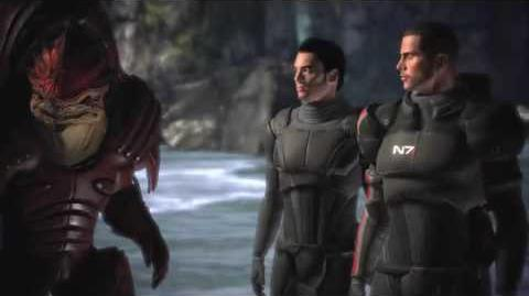 Mass Effect launch trailer