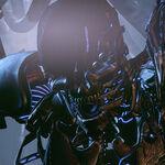 Human-Reaper Character ME2 Shot