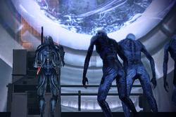 Legion verlassener Reaper