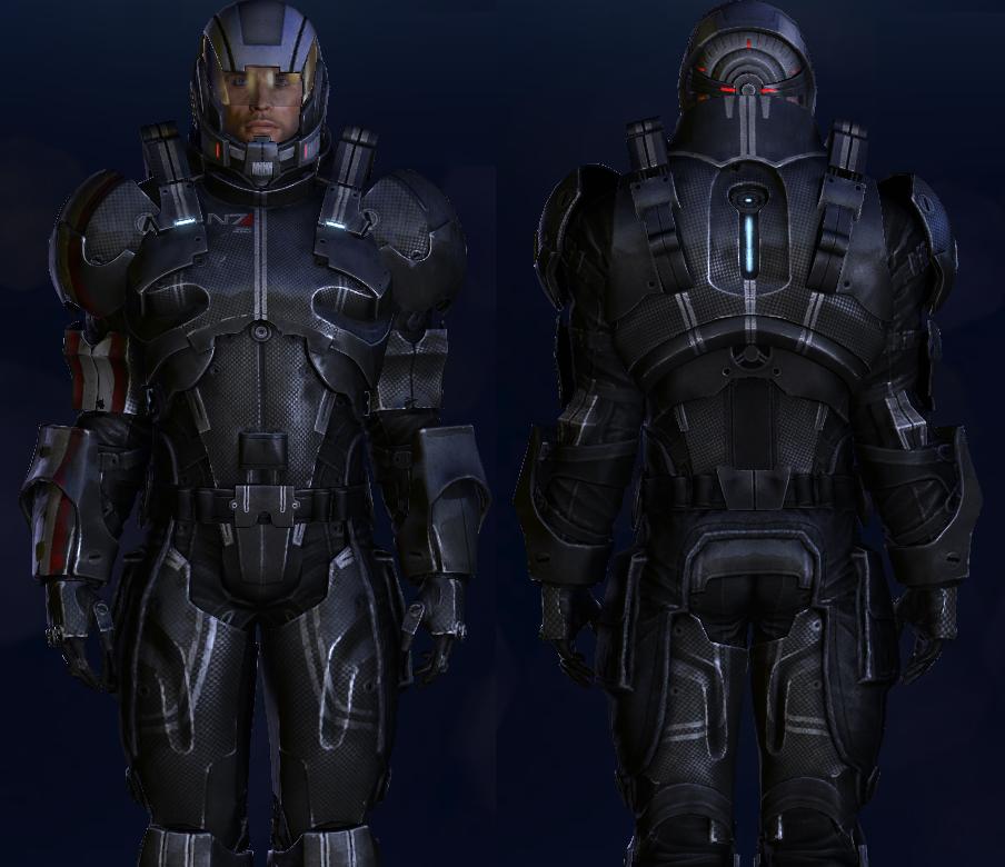 N7 Defender Armor | Mass Effect Wiki | FANDOM powered by Wikia