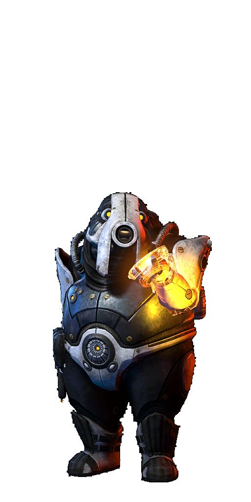 ME3 Volus Mercenary
