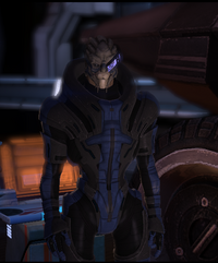 Garrus Normandy 1