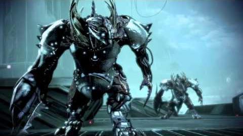 Mass Effect 3 - Leviathan Trailer