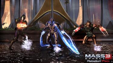 ME3 DLC Восстание 5