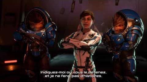 Mass Effect Andromeda - Trailer officiel de gameplay - 4K