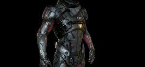 Pathfinder armor 004