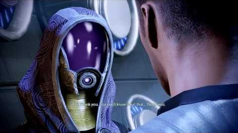 Mass Effect 2 - Tali Romance, All Scenes