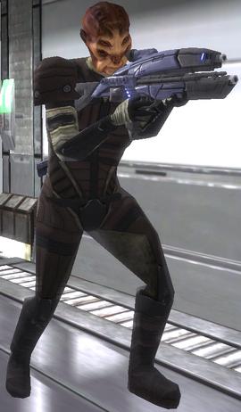 Batarian Trooper