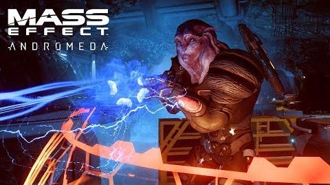 "MASS EFFECT™ ANDROMEDA – APEX Mission Brief 11 ""Don't Go Looking for Trouble"""