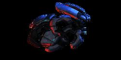 ME3 Geth Plasma SMG GUN01