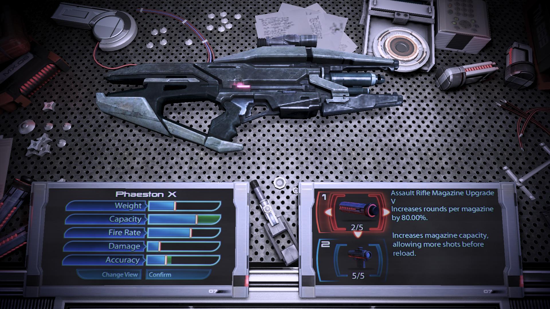Weapon Mods | Mass Effect Wiki | FANDOM powered by Wikia