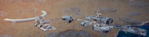 MEA - Ditaeon outpost