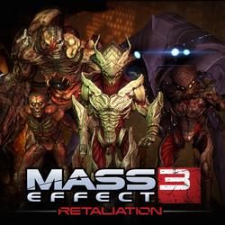 Mass Effect 3 Représailles