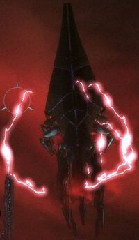 Sovereign startet von Eden Prime