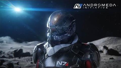Mass Effect Andromeda – Rejoignez l'Andromeda Initiative