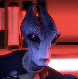 New Salarian Races Page Image