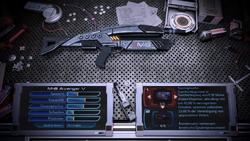 ME3 Waffen Anpassung