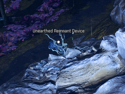 Unearthed remnant device