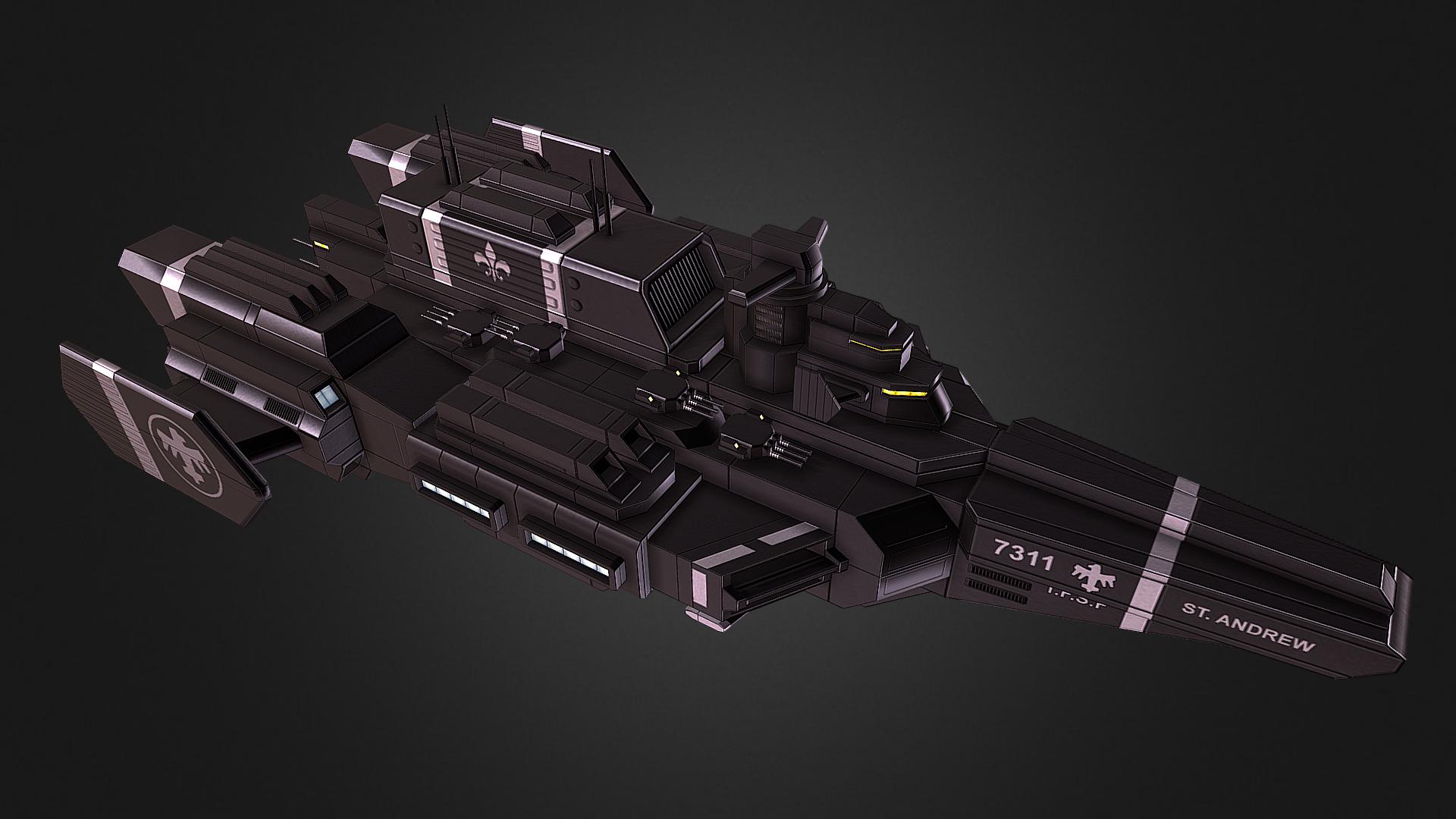 St  Andrew class Battleship   Mass Effect Fan Fiction Wiki   FANDOM