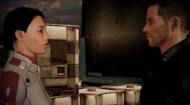 Ash and Shepard reunion