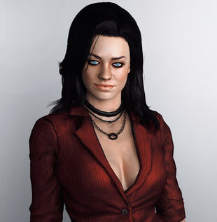 Image result for miranda lawson