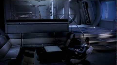 Male Shepard Traynor Romance Mod WIP (Shower Scene)
