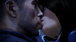 Shepley kiss
