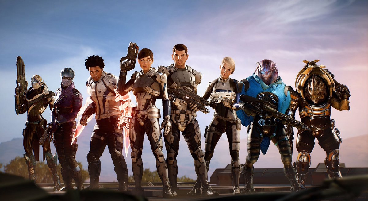 Image result for pathfinder crew mass effect