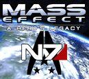 Mass Effect: A Hero's Legacy