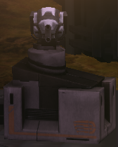 Alliance Heavy Turret