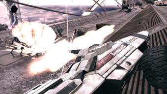 Prothean skyway makosplosion