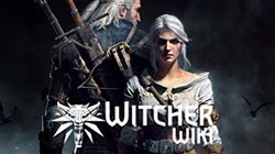 The Witcher Wiki Banner