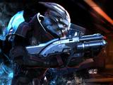 Turian (Mass Effect: Infiltrator)