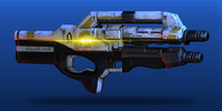 ME3 Cerberus Harrier