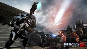 Mass Effect 3 Reckoning screenshot