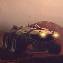 Vehicles M35 Mako Codex Image